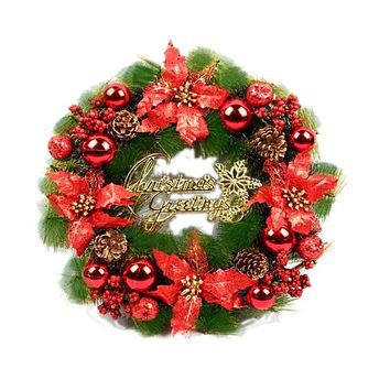 30cm  Hanging Garland Wall Door For Home