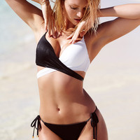 The Wrap Hottie Halter - Victoria's Secret Swim - Victoria's Secret