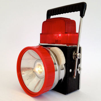Cool Vintage Signal Flashlight from 1970s