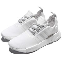 adidas Originals NMD_R1 Triple White Men Women Running Shoes Sneakers S31506
