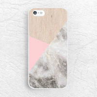 Marble print Phone Case for iPhone 6, iPhone 6 plus, Sony z1 z2 z3 compact, LG g3 Nexus 5, HTC one M9, Moto x Moto g, S6 wood print case -X9