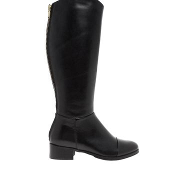 ASOS CANONBURY Leather Knee High Boots