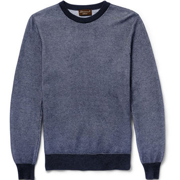Doriani - Silk and Cashmere-Blend Sweater | MR PORTER