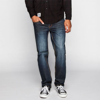 Rsq Melbourne Mens Straight Leg Jeans Regiment  In Sizes