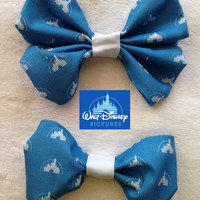 Classic Disney Movie Castle Bow