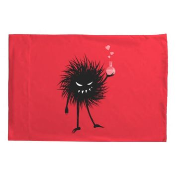 Evil Bug With A Love Potion Pillowcase