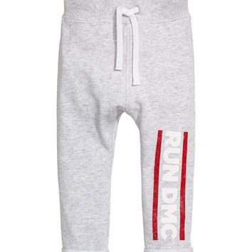 H&M Printed Sweatpants $17.99