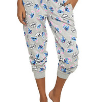 Disney Lilo & Stitch Tossed Stitch Girls Pajama Pants