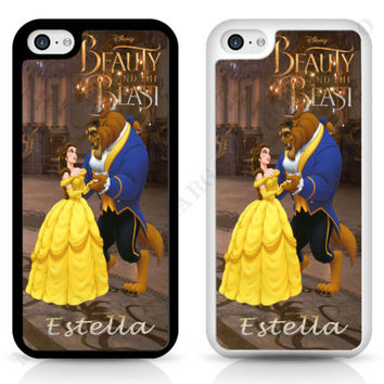 New Beauty and the Beast Disney Phone CASE COVER for iPhone iPod Samsung