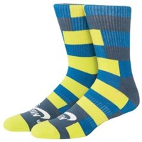 Nike SB Stripes Dri Fit Crew Sock - Men's at CCS