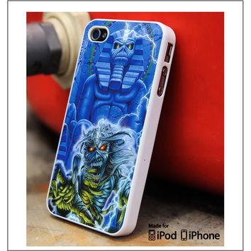 Iron Maiden Egypt iPhone 4s iPhone 5 iPhone 5s iPhone 6 case, Galaxy S3 Galaxy S4 Galaxy S5 Note 3 Note 4 case, iPod 4 5 Case