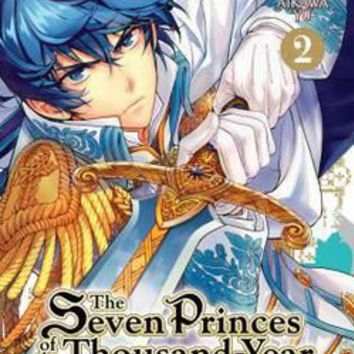 The Seven Princes of the Thousand Year Labyrinth Vol. 2 by Atori Haruno; Aikawa Yu (Paperback): Booksamillion.com: Books