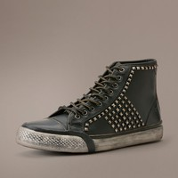 Black Greene Studded Tall by TheFryeCompany,