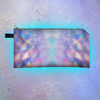 Prismatic Zipper Pouch