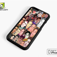 Sam Wilkinson Collage iPhone 6 Case Cover by Avallen