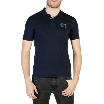 Napapijri Men Blue Polo