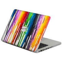 Colorful Painting Decal Skin Sticker for Macbook