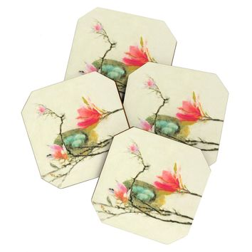 Hadley Hutton Magnolia Nest Coaster Set
