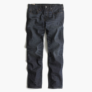 484 slim stretch jean in Dockrey wash