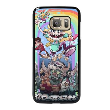 DISNEY STAR VS THE FORCE OF EVIL Samsung Galaxy S7 Case Cover