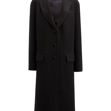 Double Face Wool Simo Coat