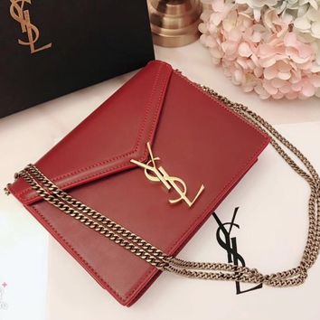 Saint Laurent YSL Cassandra Chain Bag
