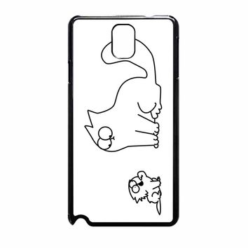 simon cat Samsung Galaxy NOTE 3 Case