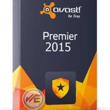 Avast Premier 2015 Crack License Key Till 2050 + Keygen