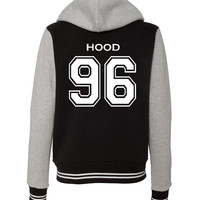 Calum Hood 5 SOS Varsity Ladies Sweatshirt Jacket
