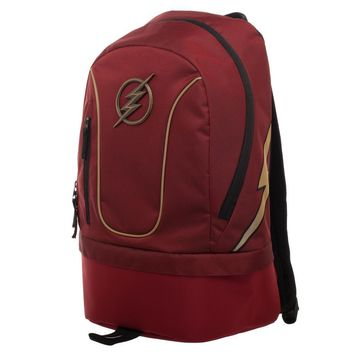 MPBP DC Flash Backpack with Bottom Compartment