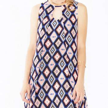 Mazie Shift Dress