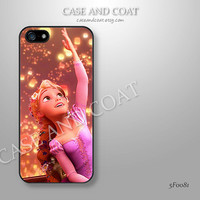 Disney Tangled iPhone 5 Case, iPhone 4 Case, iPhone 5C Case, Disney iPhone 5S Case, Phone Cases, iPhone Case, Case for iPhone - 5F0081