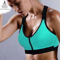 sports bra  bralette bras for women Bra Fitting  top women tank Sports Bra For Running Gym Padded Running Underwear sprot Top
