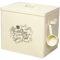 House Of Paws Country Kitchen Dog Bowl (xl; Cream)