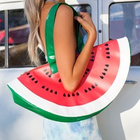 Ban.Do Super Chill Watermelon Cooler Bag