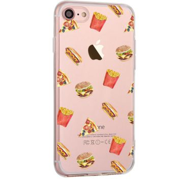 Fast Food Paradies Soft Case for iPhone 7 Plus