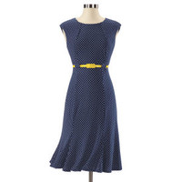 Belted Polka Dot Dress - Women's Clothing, Unique Boutique Styles & Classic Wardrobe Essentials