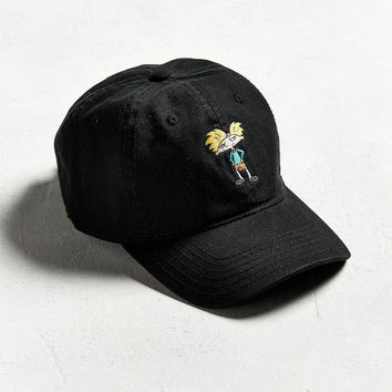 Hey Arnold Dad Hat   Urban Outfitters