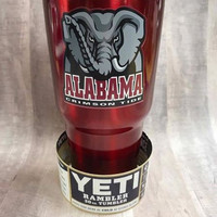 Custom Decal Yeti