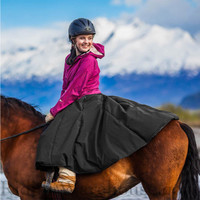Arctic Horse Full Long Insulated Riding Skirt