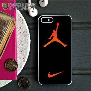 Nike Air Jordan Jump Man Air iPhone 5C Case|iPhonefy