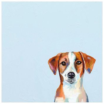 Best Friend - Jack Russell Wall Art