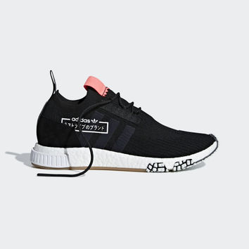 adidas NMD_Racer Primeknit Shoes - Black | adidas US