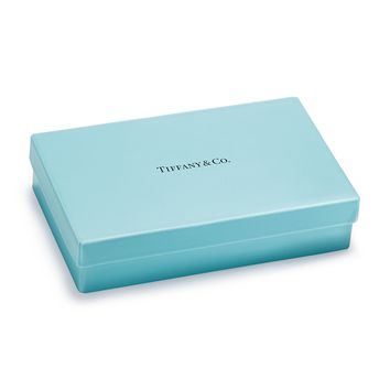 Tiffany & Co. - Everyday Objects:Bone China Tiffany Box
