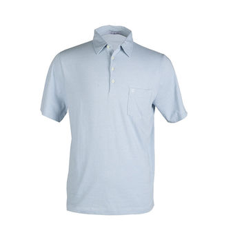 Strong Boalt The Alexander Polo Fog Micro Stripes