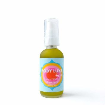 Body Luxe Dry Oil