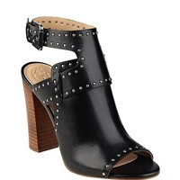 Erika Studded Cutout Sandals at Guess