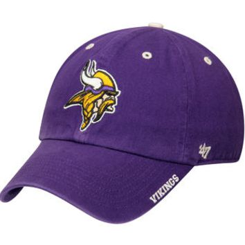 Minnesota Vikings Ice Clean Up Hat By '47 Brand