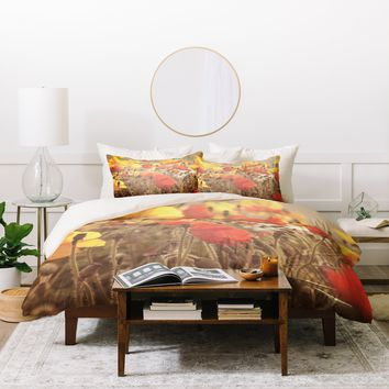 Bree Madden Fading Beauty Duvet Cover