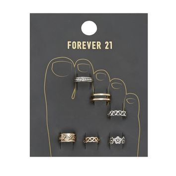 Toe Ring Set